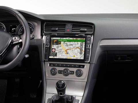 Navigation-System-for-Volkswagen-Golf-7-X903D-G7