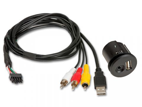 USB-AUX-Terminal-for-Iveco-Daily-KCU-8A