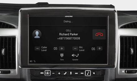 Ducato, Jumper and Boxer - Built-in Bluetooth® Technology - i902D-DU