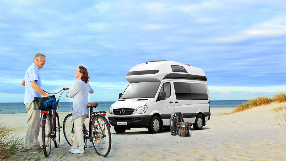 X903D-S906 - Designed for Mercedes Sprinter